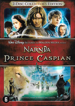 The Chronicles of Narna: Prince Caspian - Collector's Edition