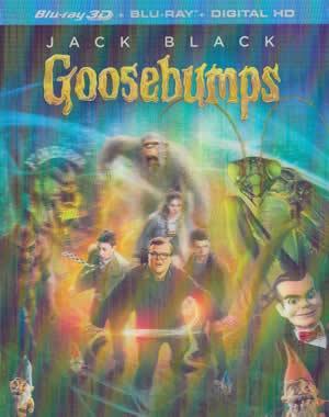 Goosebumps 3D