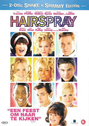 Hairspray - Shake & Shimmy Edition