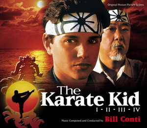 The Karate Kid I-IV - Limited Edition