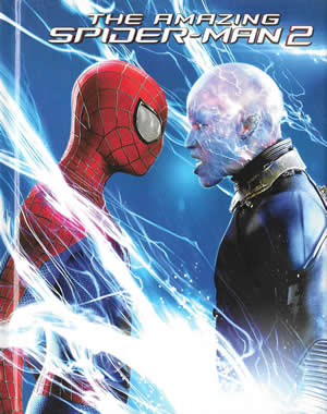 The Amazing Spider-Man 2 - Digi-Book Edition
