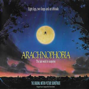 Arachnophobia - European Edition