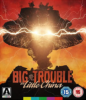 Big Trouble in Little China - UK Edition