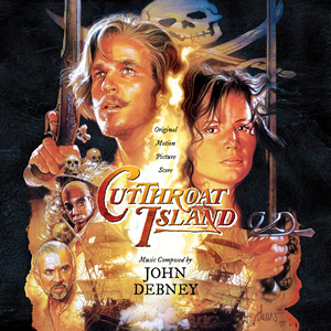 CutThroat Island - Limited Edition