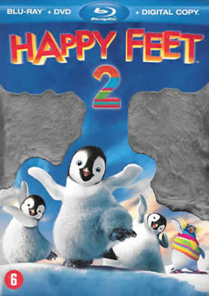 Happy Feet Two - Special Edition