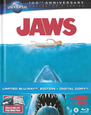 Jaws - Limited Digi-Book Edition