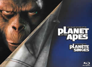 Planet of the Apes : 40 Year Evolution Edition