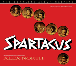 Spartacus - The Complete Album Masters