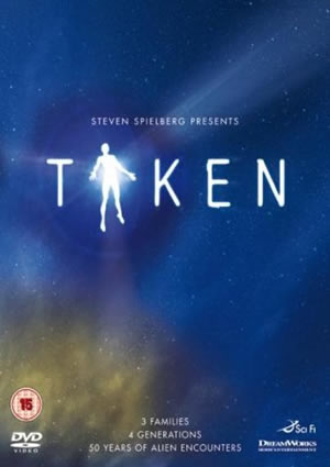 Taken: The Complete Series