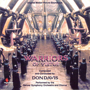 Warriors of Virtue - Original Score