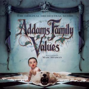 Addams Family Values - Original Score