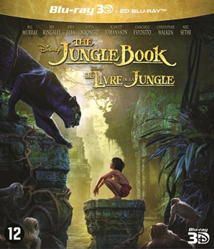 The Jungle Book (2016) 3D