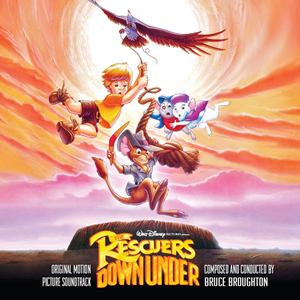 The Rescuers Down Under - Expanded Edition