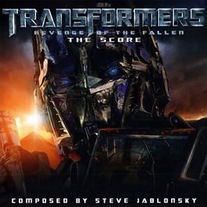 Transformers: Revenge of the Fallen - Original Score