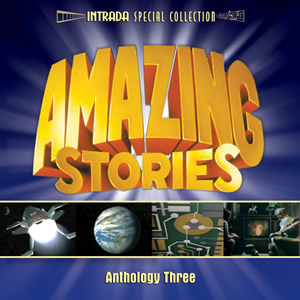Amazing Stories: Anthology Three - Limited Edition
