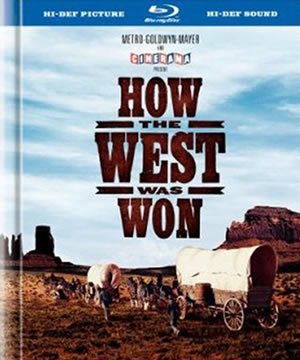 How the West Was Won - Digi-Book Edition