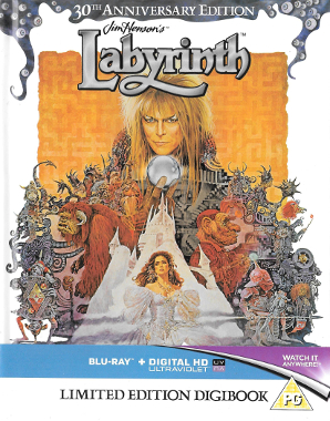 Labyrinth - 30th Anniversary Limited Edition Digibook