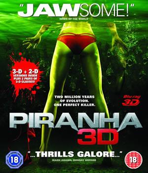 Piranha (2010) 3D