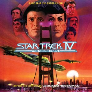 Star Trek IV: The Voyage Home - Expanded Edition