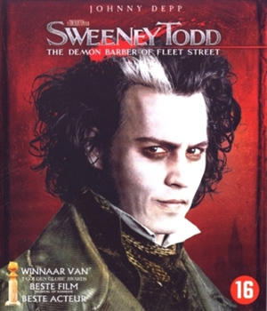 Sweeney Todd: The Barber of Fleet Street