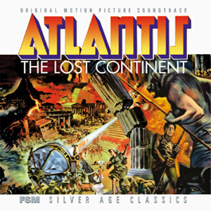 Atlantis: The Lost Continent - Limited Edition