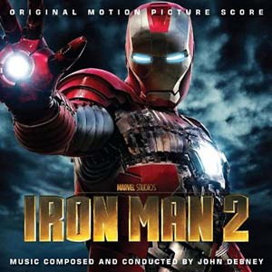 Iron Man 2 - Original Score