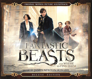 Fantastic Beasts and Where to Find Them - Deluxe Edition