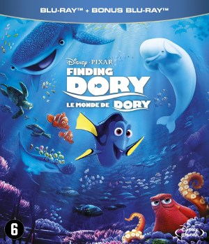 Finding Dory - Bonus Disc Edition