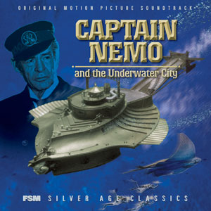Captain Nemo and the Underwater City - Limited Edition