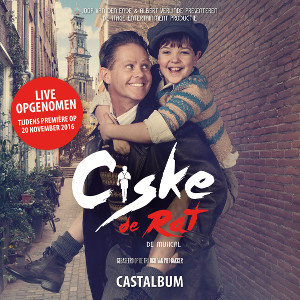 Ciske de Rat de Musical (2016)