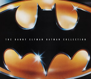 The Danny Elfman Batman Collection - Limited Edition