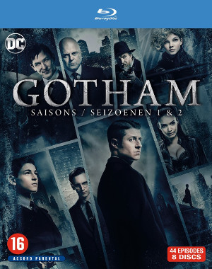 Gotham - Season 1 & 2