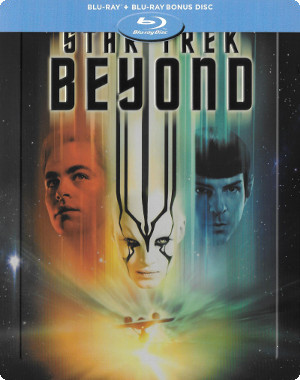 Star Trek: Beyond - Steelbook Edition