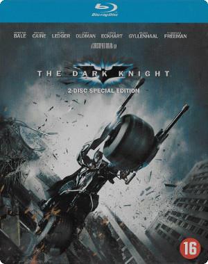 The Dark Knight - Steelbook Edition
