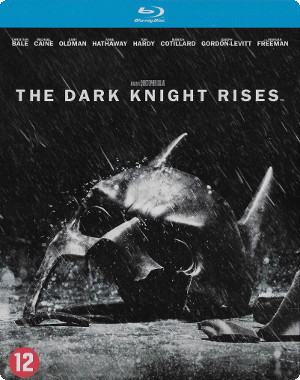 The Dark Knight Rises - Steelbook Edition