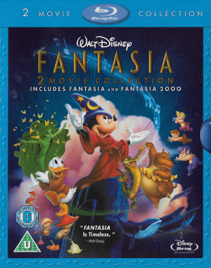 Fantasia: 2 Movie Collection