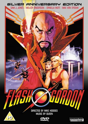 Flash Gordon - Silver Anniversary Edition