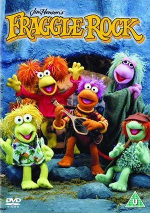 Fraggle Rock - UK Edition