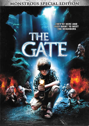 The Gate - Monstrous Special Edition