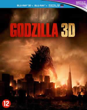 Godzille (2014) 3D