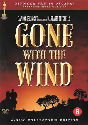 Gone with the Wind - Collector's Edition