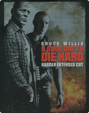 A Good Day to Die Hard - Steelbook Edition