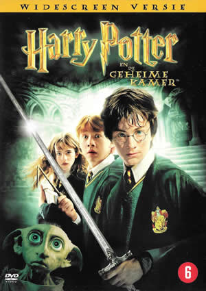 Harry Potter and the Chamber of Secrets - Widescreen Special Edition