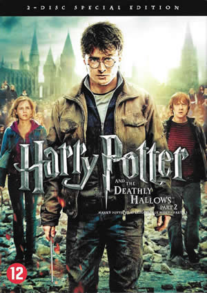 Harry Potter and the Deathly Hallows Part 2 - Special Edition
