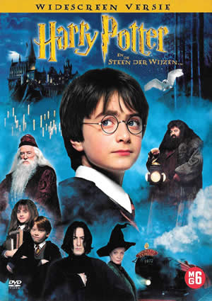 Harry Potter and the Philisopher's Stone - Widescreen Special Edition