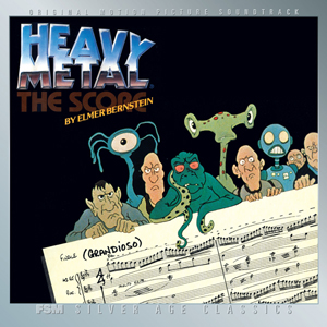 Heavy Metal - The Score