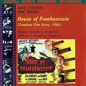 House of Frankenstein - Re-Recording