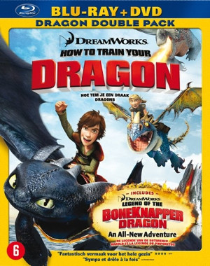 How to Train Your Dragon - Dragon Double Pack