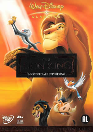 The Lion King - Special Edition