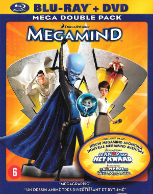 Megamind - Mega Double Pack